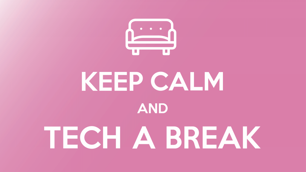 歡迎收聽Tech a Break